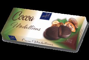 Dragulj Cocoa medaljoni