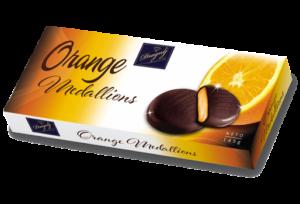 Dragulj Narandža medaljon