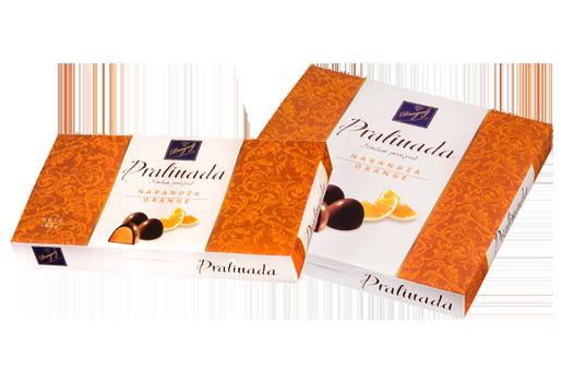 Dragulj Pralinada narandža