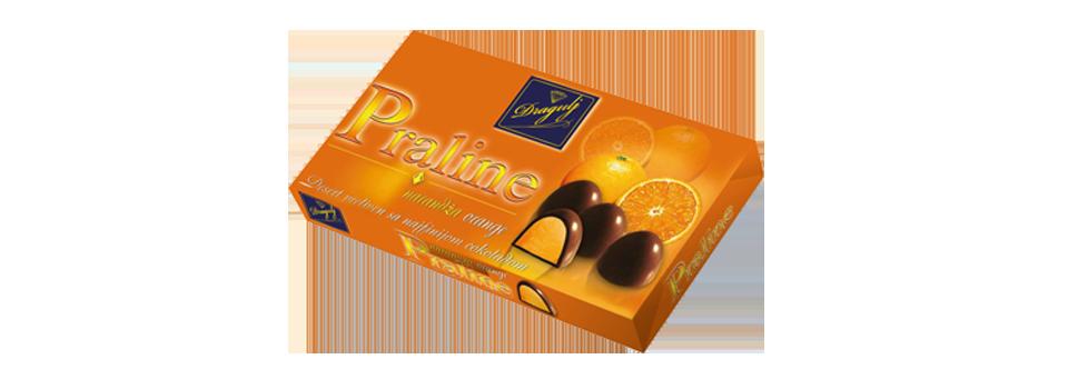 Orange Pralines