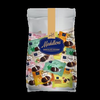 Медальоны – шоколадный десерт